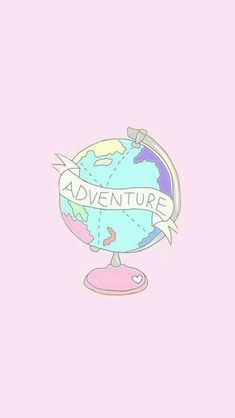 Phone & Celular Wallpaper : Draw this but just with wanderlust instead of adventure.