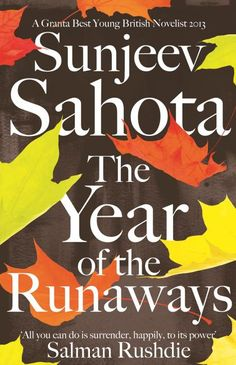 The Year of the Runaways | The Man Booker Prizes Nominee http://www.thestar.com/entertainment/books/2015/11/01/the-year-of-the-runaways-is-a-book-for-our-time.html