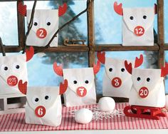 [ Adventskalender aus Papier zum Basteln von brave flower Adventskalender Rentier … Advent calendar made of paper for crafting brave flower advent calendar reindeer – sustainable gift ideas. give a fair gift. Homemade Advent Calendars, Diy Advent Calendar, All Things Christmas, Christmas Time, Xmas, Clay Christmas Decorations, Christmas Crafts, Advent Calenders, Sustainable Gifts
