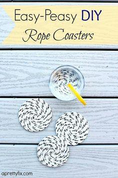 Easy-Peasy DIY Rope