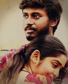 One of the many best scenes in Aadhitya Bhaskar and Gouri Kishan were surely impressive as the younger versions of Sethupathi and Love Couple Images, Cute Love Couple, Couples Images, Cute Couple Pictures, Love Images, Actor Picture, Actor Photo, Romantic Couples, Cute Couples