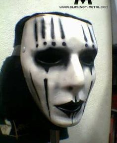 Slipknot Joey Jordison's mask
