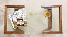 Evans Coffee Table by BrickerAndBeam on Etsy