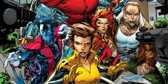 """""""X-Men Gold"""" writer Marc Guggenheim answers your questions about the likelihood of an Excalibur reunion, Gambit's return and more."""