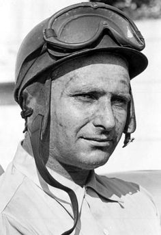 Juan Manuel Fangio (1911 - 1995) One of the best F1 race car drivers. Born in Argentina, he won 5 F1 World Championships