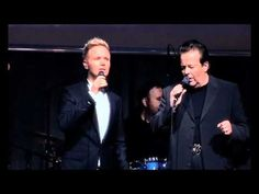 Cant Help Falling In Love - Fridrik Ómar & Bo Halldorsson - YouTube