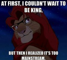 A Collection Of The Best Hipster Disney Memes on imgfave Hipster Disney, Disney Love, Disney Magic, Disney Stuff, Disney Disney, Moana Disney, Punk Disney, Modern Disney, Warrior Cats