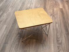 Vitra LTR Side Table - Gold Leaf - Chaplins