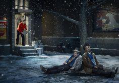 Erwin Olaf - De La Mar Theatre Waiting for Godot