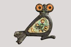 La  fibula  scoperta sull'isola danese di Bornholm ha lasciato gli archeologi di stucco