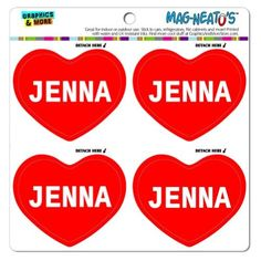 Christmas Peace Hope Love Joy MAG-NEATO/'S™ Car Refrigerator Vinyl Magnet Set