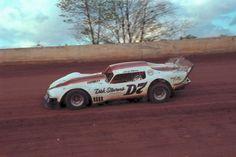 Jerry Inmon 1981 NDRA Santa Fe Speedway Bob Markos photo