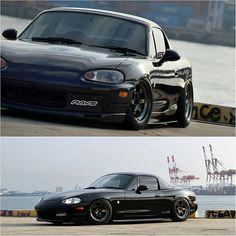 Mazda Miata Mk II