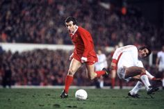 Reds legend Ian Callaghan