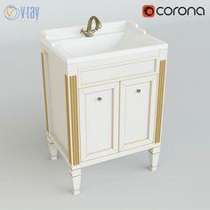 Caprigo albion sink  #models #3dmodeling #modeling #turbosquid #3dartist #viktor_log #design #interior