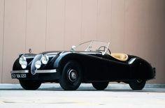 1953 Jaguar XK 120 - Roadster