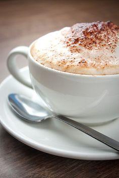 Cappuccino by Domas Balys