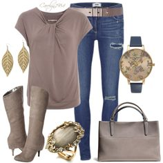 """""""Day Off"""" by carolyn1984 on Polyvore"""