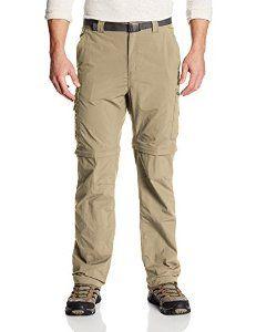 Columbia Sportswear Men's Silver Ridge Convertible Pant, Crouton, 34 x 32 -   - http://sportschasing.com/sports-outdoors/columbia-sportswear-men39s-silver-ridge-convertible-pant-crouton-34-x-32-com/