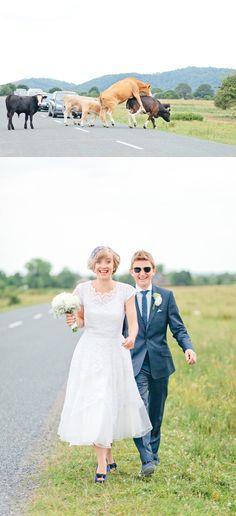 Rhian and Toan's DIY Festival Wedding
