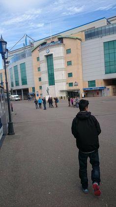Chelsea Football Club Ground