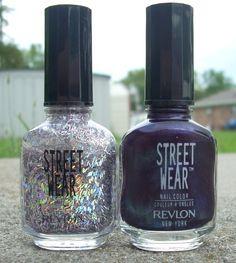 Revlon Street Wear nail polish