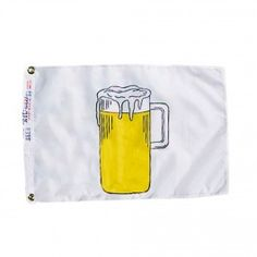 Nyl-Glo Beer Flag-12 in. X 18 in.  http://www.pacificcoastflag.com/flags/sports-recreation-leisure-boating-fishing-auto-racing/12-in-x-18-in-nyl-glo-beer-flag.html