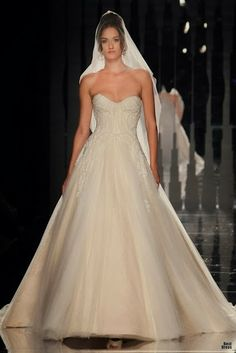 ABED MAHFOUZ WEDDING DRESSES COLLECTION | With This Ring