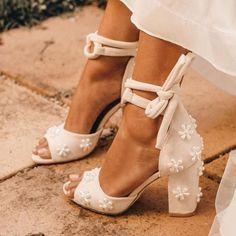 Bridal Heels, Wedding Heels, Wedding Day, Unique Wedding Shoes, Comfy Wedding Shoes, Fall Wedding Shoes, Vintage Wedding Shoes, Wedding Toe Nails, Wedding Guest Shoes