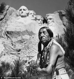 Could the U.S. give up Mount Rushmore? Iconic site is on list of 'sacred lands' UN says must be returned to Native Americans