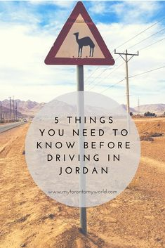 5 Things You Need to Know Before Driving in Jordan. 5 things you need to know before driving in Jordan including speed limits, police checks, insane lane boundaries, speed bumps and jaywalking. Also includes tips on driving in Amman specifically.