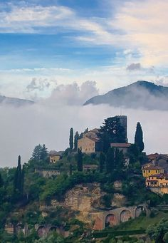 5 Storybook Villages In Tuscany Italy