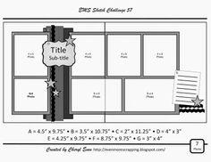 EMS Sketch 57 - NSD Bonus Sketch.... for 7 photos