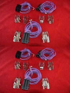 330031 MP22YA Range Burner Element Set with 4 × Surface Element Receptacle Kit