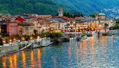 Italy: Cannobio, Piemonte
