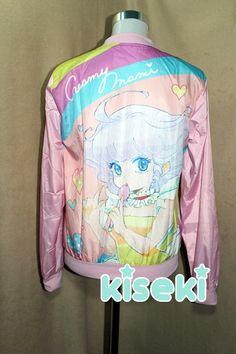Creamy Mami Baseball Jacket Fairy Kei Pop Kei Harajuku Fashion · Kiseki · Online Store Powered by Storenvy