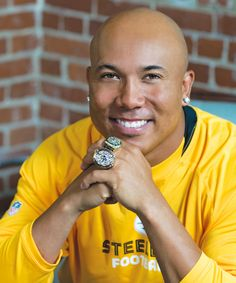 Hines Ward - His Helping Hands U.S. Foundation focuses on improving literacy among children and will provide programs and services to better equip them for achieving and handling success in life.