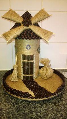 кофейные вытворялки — my hobby   OK.RU Sisal, Sewing Tutorials, Sewing Patterns, Coffee Bean Art, Creative Shoes, Jute Crafts, Wine Bottle Crafts, Handmade Home, Gingerbread