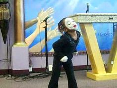 Micaiah age 5 mimes to Bishop Eddie Long and Like Never Before
