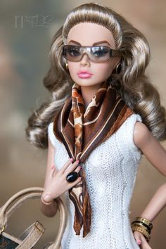 Poppy Parker,  NOT Barbie ...
