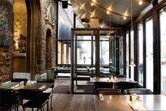 Il ristorante Riche è situato nel quartiere più elegnate di Stoccolma, Östermalm. Il menù è un classico cross over tra la cucina francese e svedese.