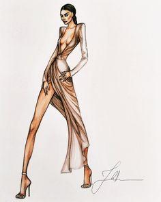 "795 Likes, 14 Comments - Thea Granath 🇺🇸🇸🇪 (@theagranath) on Instagram: ""Perfect Sunday ✍🏻🙌🏻☕️ • • • • #fashionillustration #fashionillustrator #fashionsketch #illustration…"""