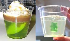 Jello and Pudding Shot Recipes