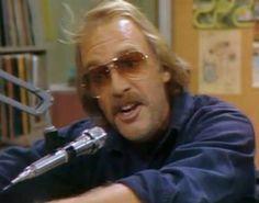Dr.Johnny Fever. WKRP in Cincinnati. Funny show.