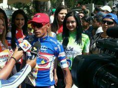 Este es el nuevo líder de la #VueltaAlTáchira Juan Murillo #Venezuela (@rupertoteleSUR)
