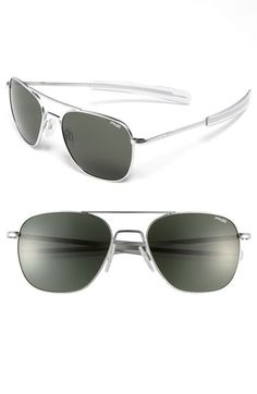 27082c5c89bb Randolph Engineering 58mm Aviator Sunglasses