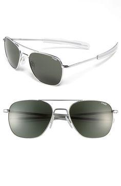 Randolph Engineering 'Aviator' 58mm Sunglasses | Nordstrom
