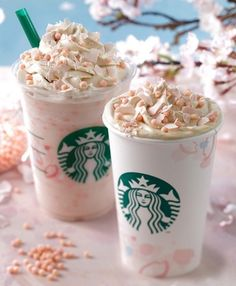 Starbucks Japan unveils new lineup of sakura beverages for 2017