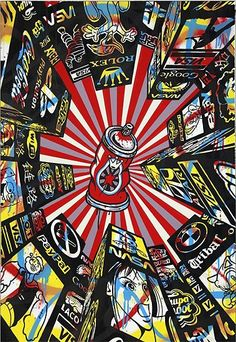 Home Street Home Yellow/Red By Speedy Graphito