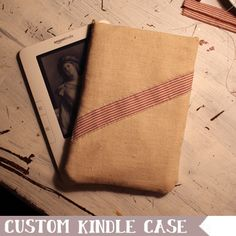 DIY: Kindle Case